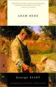 Adam Bede - (un)Conventional Bookviews