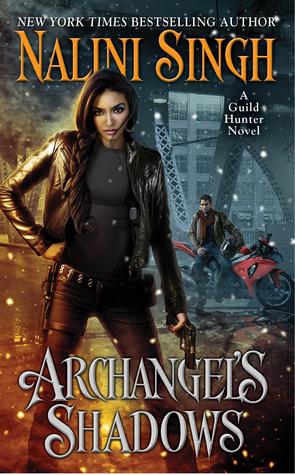 Review: Archangel's Shadows – Nalini Singh
