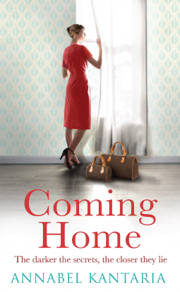 Review: Coming Home – Annabel Kantaria