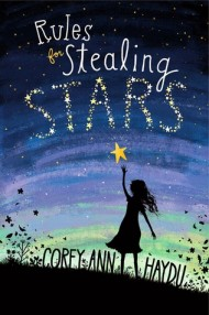 Rules for Stealing Stars cover - (un)Conventional Bookviews