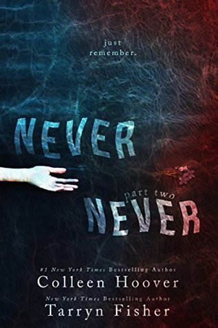 Never Never Part 2 by Colleen Hoover, Tarryn Fisher