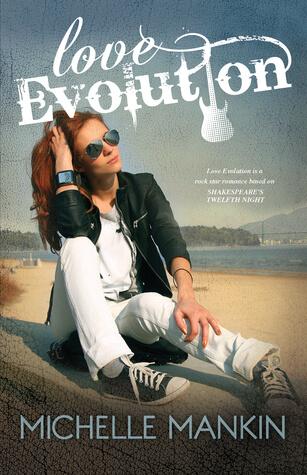 Love Evolution by Michelle Mankin