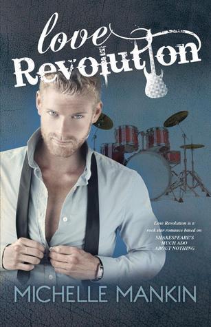 Love Revolution by Michelle Mankin