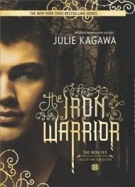 The Iron Warrior cover - (un)Conventional Bookviews Bought Borrowed
