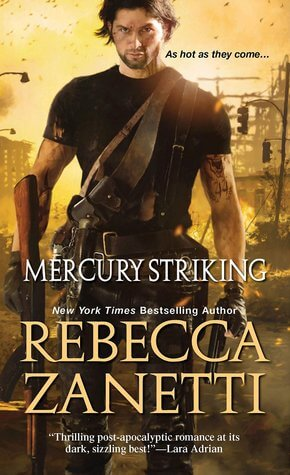 Mercury Striking by Rebecca Zanetti