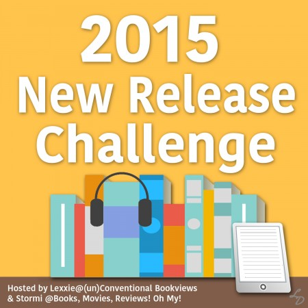 2015 New Release Challenge Wrap up
