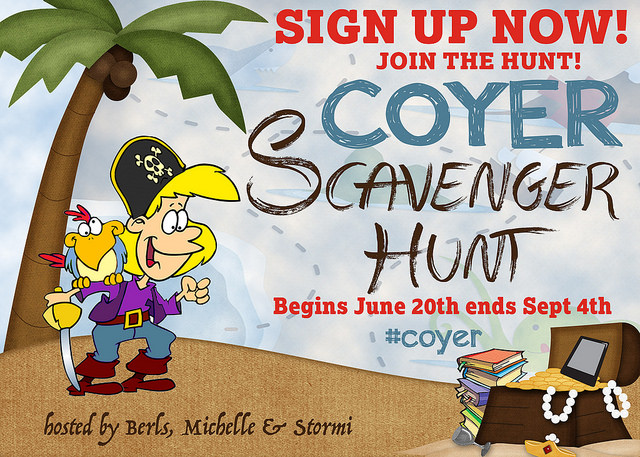 COYER Scavenger Hunt - (un)Conventional Bookviews