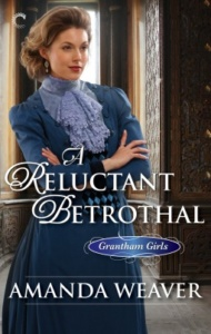 A Reluctant Betrothal cover - (un)Conventional Bookviews