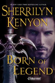 Born of Legend cover - (un)Conventional Bookviews