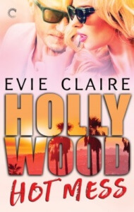Hollywood Hot Mess cover - (un)Conventional Bookviews
