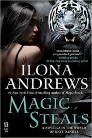 Magic Steals cover - (un)Conventional Bookviews