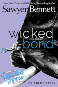 Wicked Bond cover - (un)Conventional Bookviews