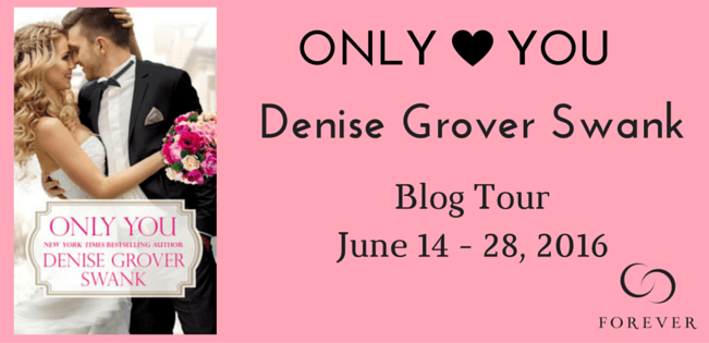 Release Day Blitz: Only You – Denise Grover Swank