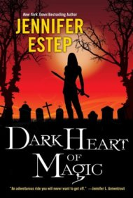 Dark Heart of Magic cover - (un)Conventional Bookviews - Weekend Wrap-up