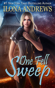 One Fell Sweep cover - (un)Conventional Bookviews
