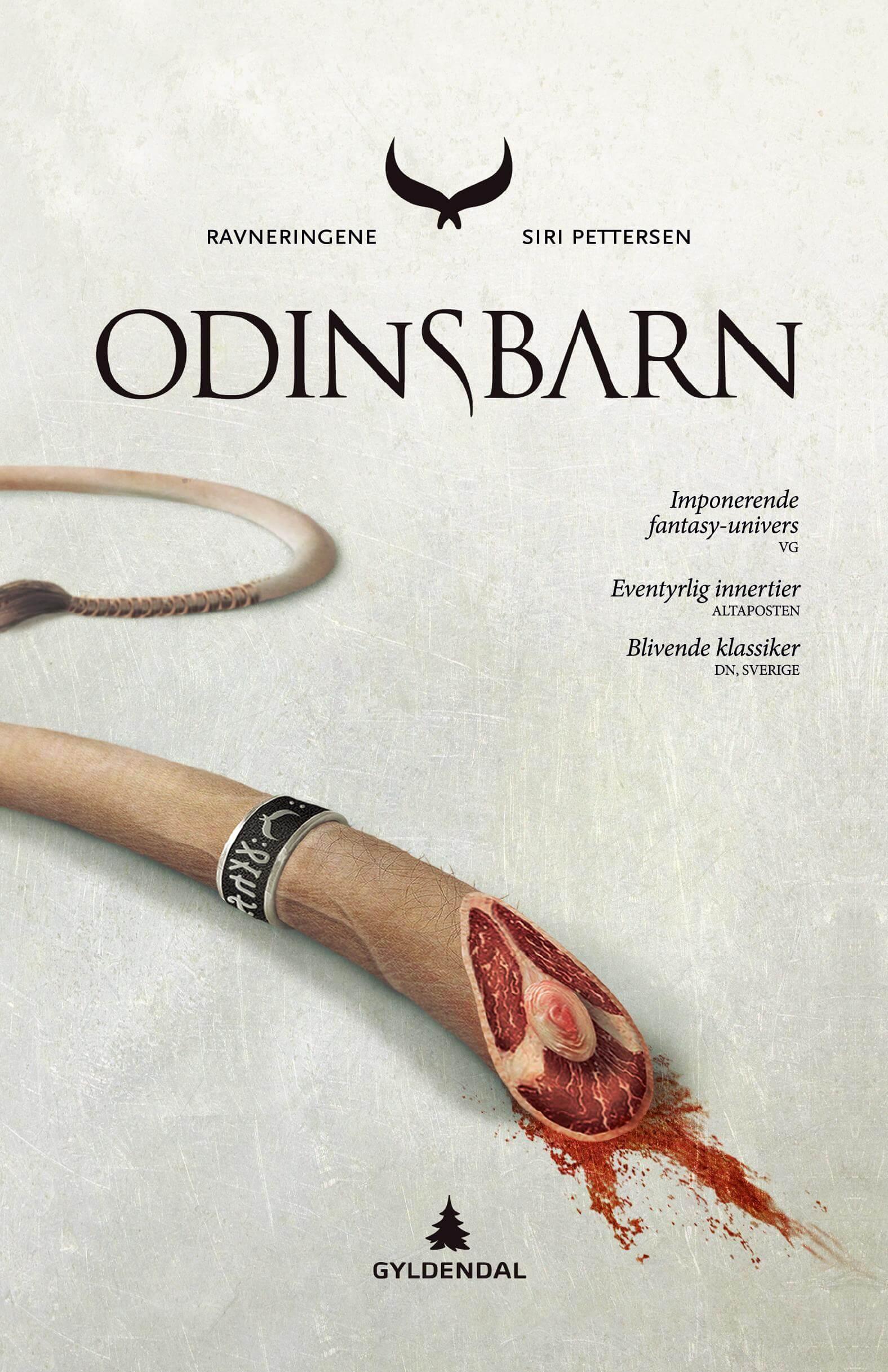 Odinsbarn by Siri Pettersen