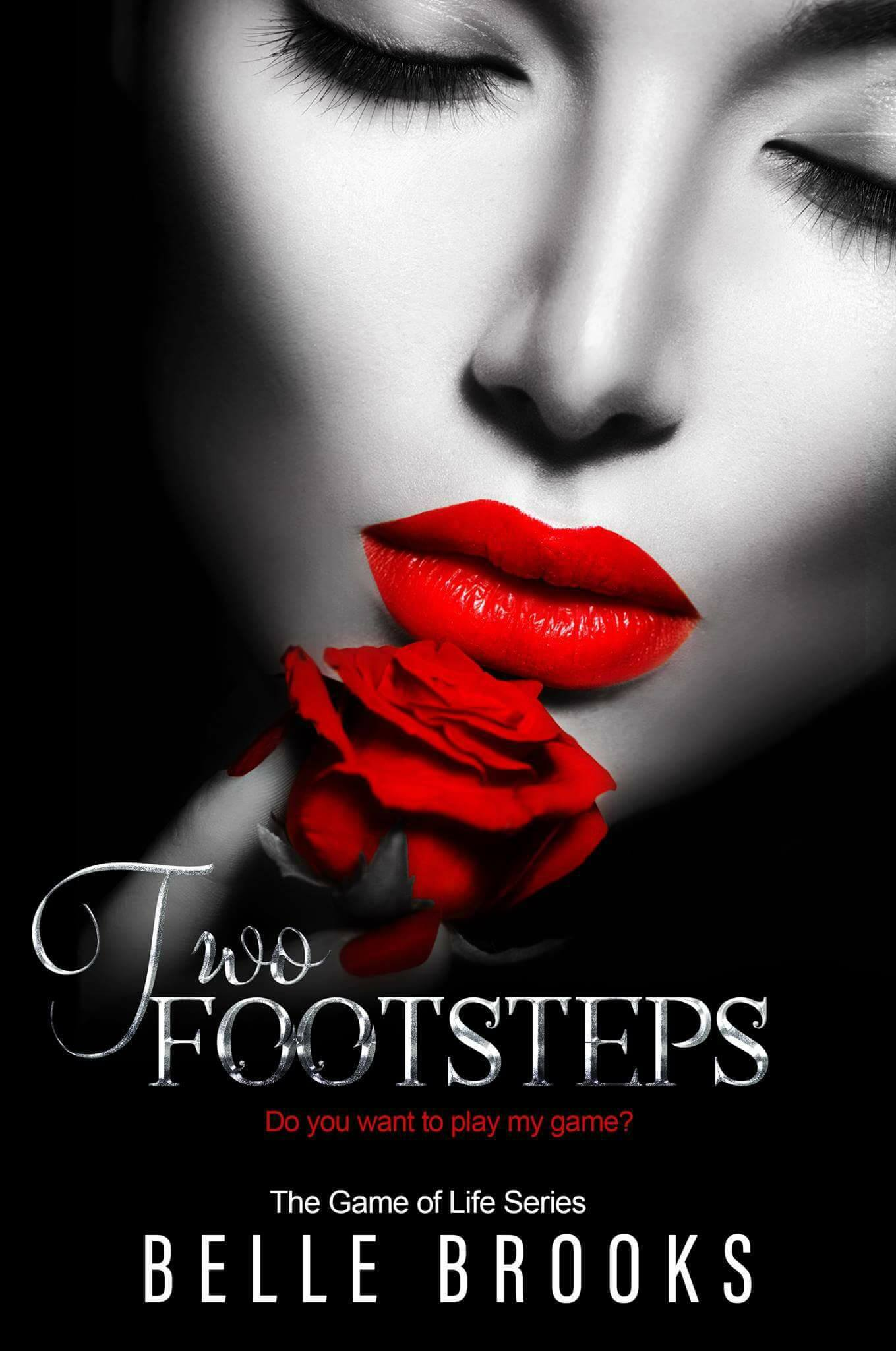 Two Footsteps by Belle Brooks