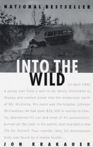 Into the Wild cover - (un)Conventional Bookviews - Weekend Wrap-up