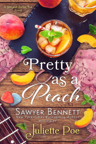 Pretty as a Peach by Juliette Poe