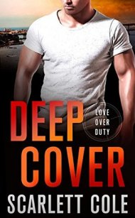 Deep Cover cover - (un)Conventional Bookiews - Weekend Wrap-up