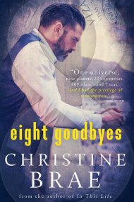 Eight Goodbyes cover - Weekend Wrap-up - (un)Conventional Bookviews