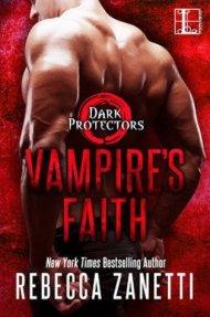 Vampire's Faith cover - (un)Conventional Bookviews - Weekend Wrap-up