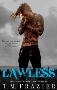 Lawless cover - (un)Conventional Bookworms - Weekend Wrap-up