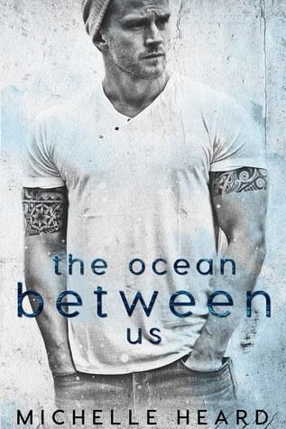 The Ocean Between Us by Michelle Heard