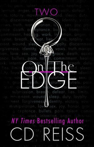On the Edge by CD Reiss