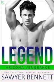 Legend cover - (un)Conventional Bookworms - Weekend Wrap-up