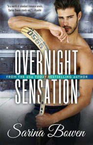 Overnight Sensation cover - (un)Conventional Bookworms - Weekend Wrap-up