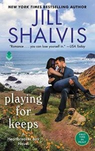 Playing for Keeps cover - (un)Conventional Bookworms - Weekend Wrap-u