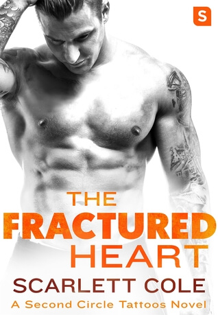 The Fractured Heart by Scarlett Cole