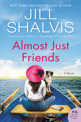 Almost Just Friends cover - (un)Conventional Bookworms - Weekend Wrap-up