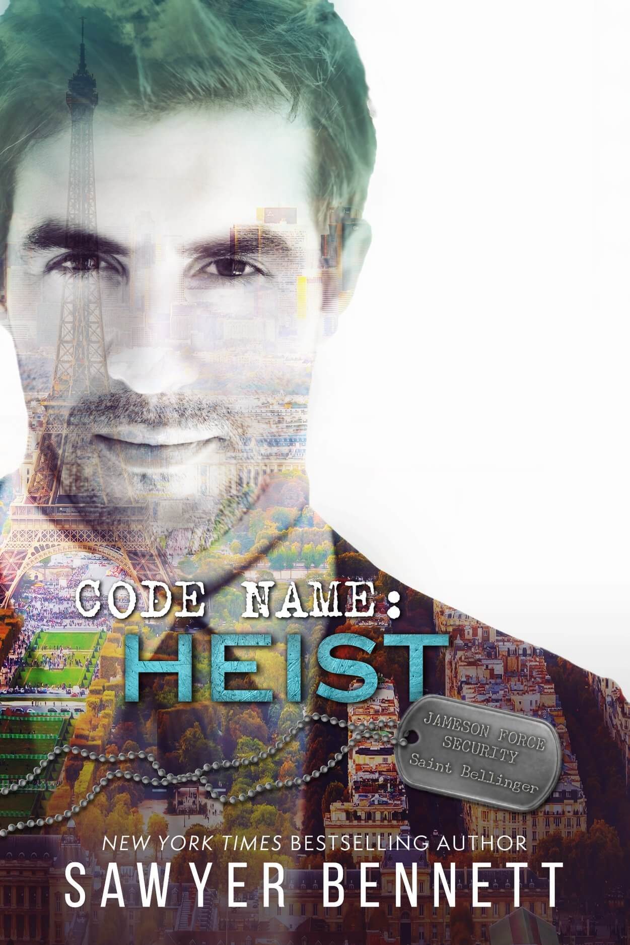 Code Name: Heist by Sawyer Bennett