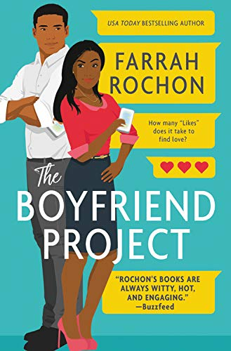 The Boyfriend Project by Farrah Rochon