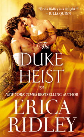 The Duke Heist cover - (un)Conventional Bookworms - Weekend Wrap-up