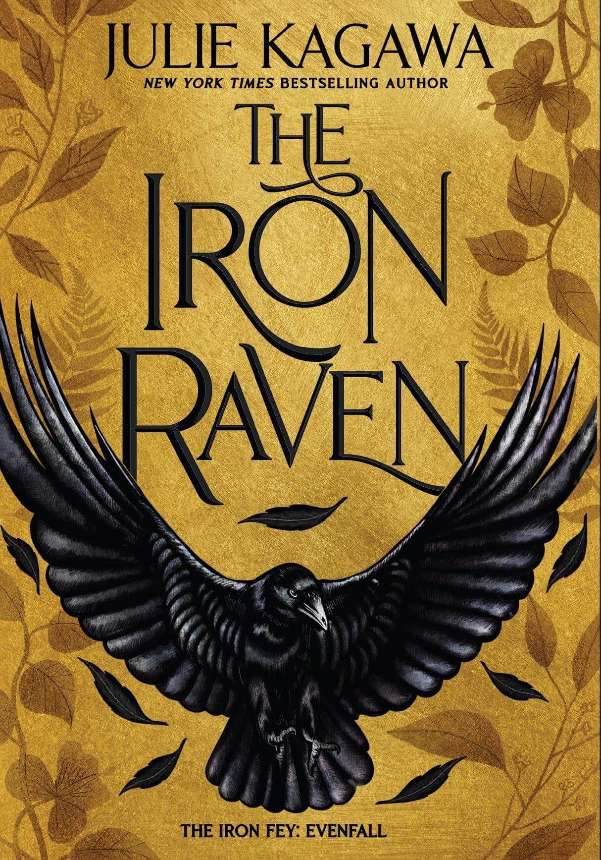 The Iron Raven by Julie Kagawa
