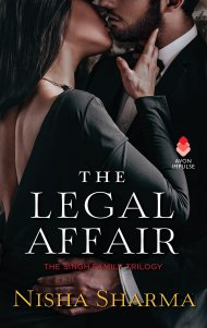 The Legal Affair cover - (un)Conventional Bookworms - Weekend Wrap-up