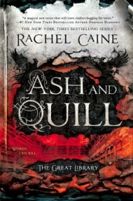 Ash and Quill cover - (un)Conventional Bookworms - Weekend Wrap-up