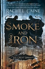 Smoke and Iron cover - (un)Conventional Bookworms - Weekend Wrap-up