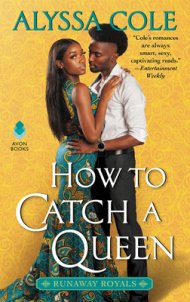 How to Catch a Queen cover - (un)Conventional Bookworms - Weekend Wrap-up