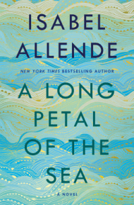A Long Petal of the Sea cover - (un)Conventional Bookworms - Weekend Wrap-up