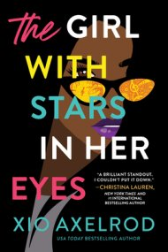 The Girl With Stars in Her Eyes cover - (un)Conventional Bookworms